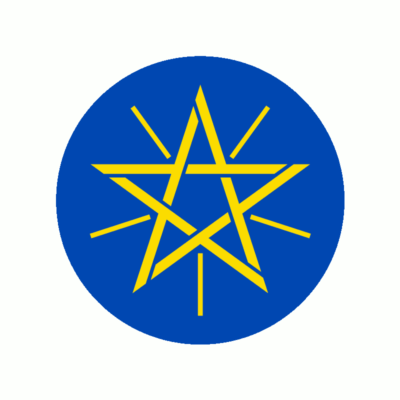 Badge of Ethiopia