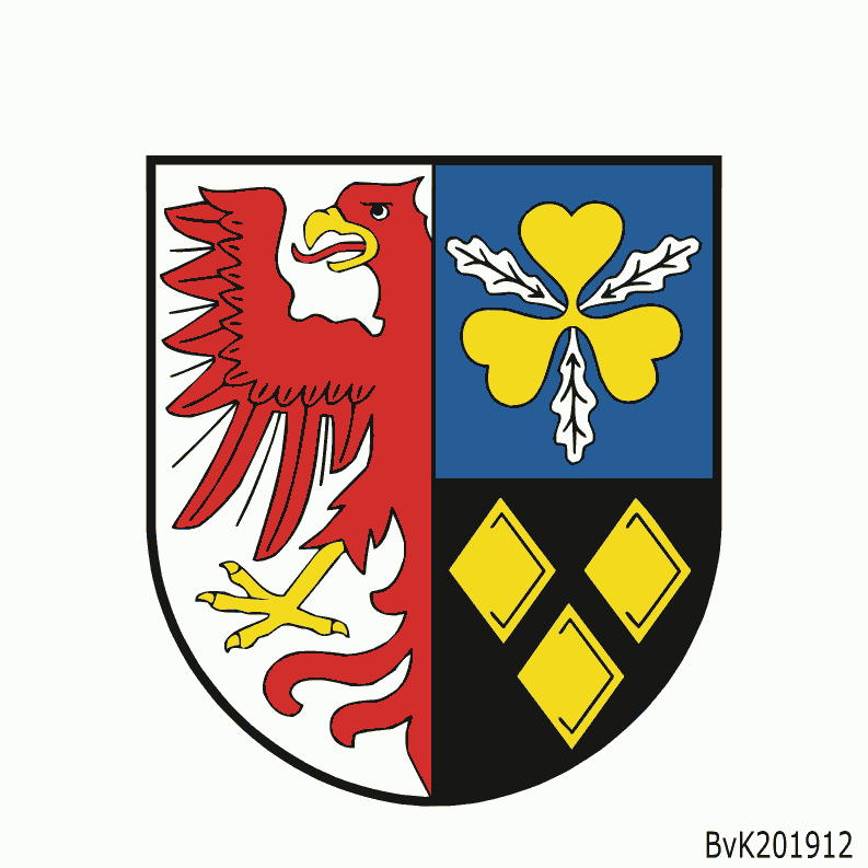 Badge of Stendal