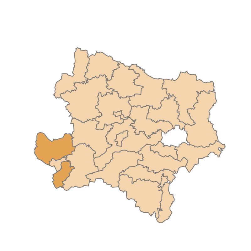 Badge of Bezirk Amstetten