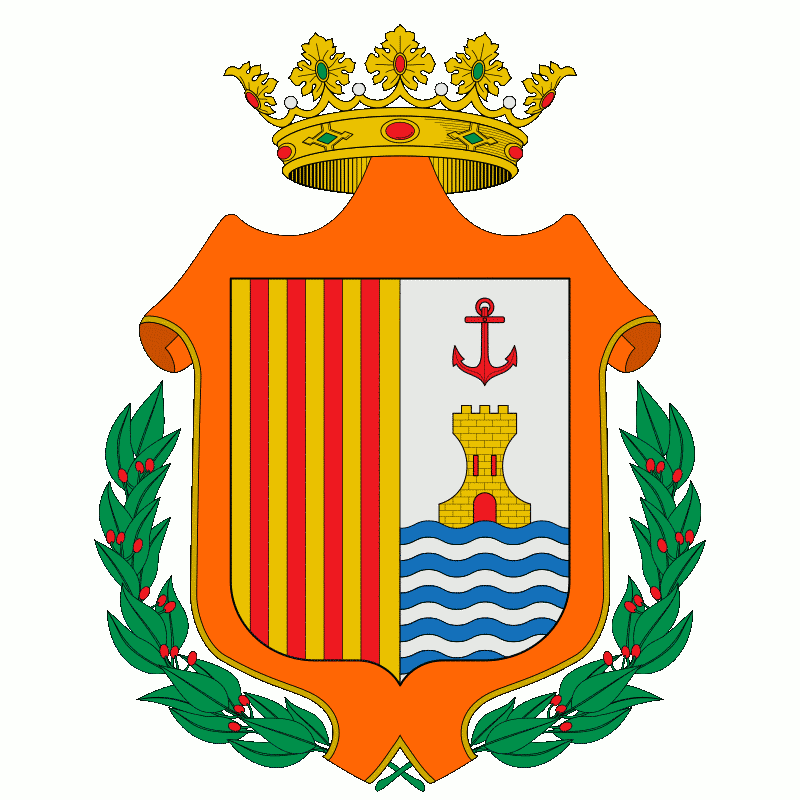 Badge of Santa Pola