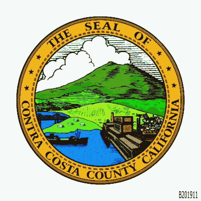 Badge of Contra Costa County