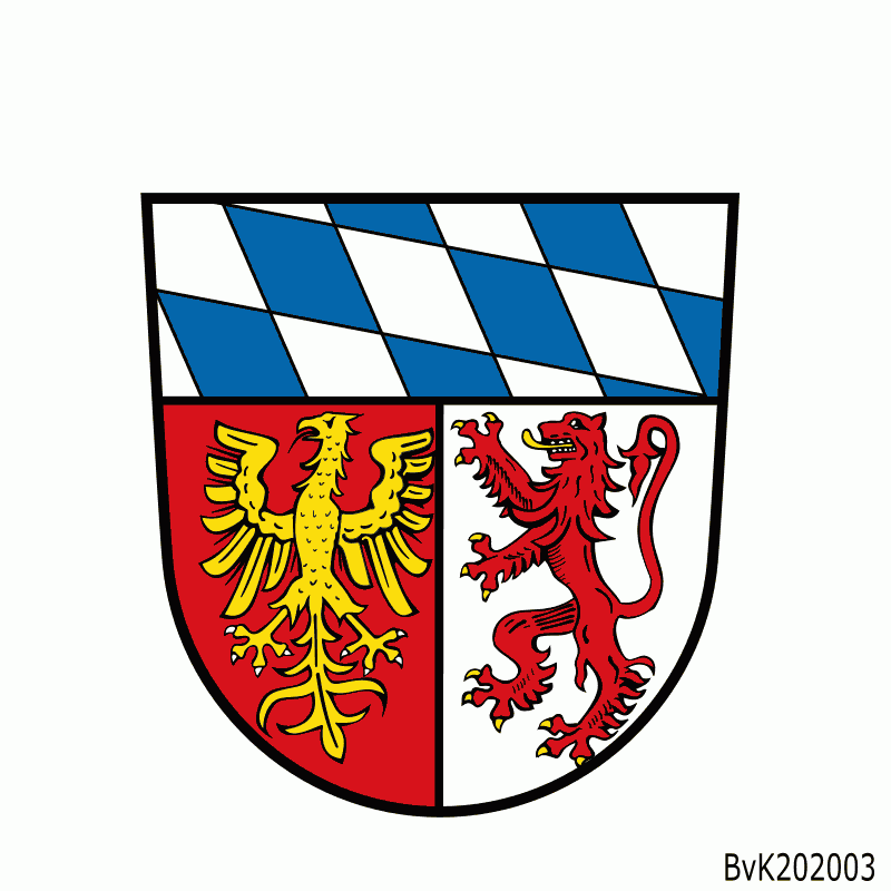 Badge of Landkreis Landsberg am Lech