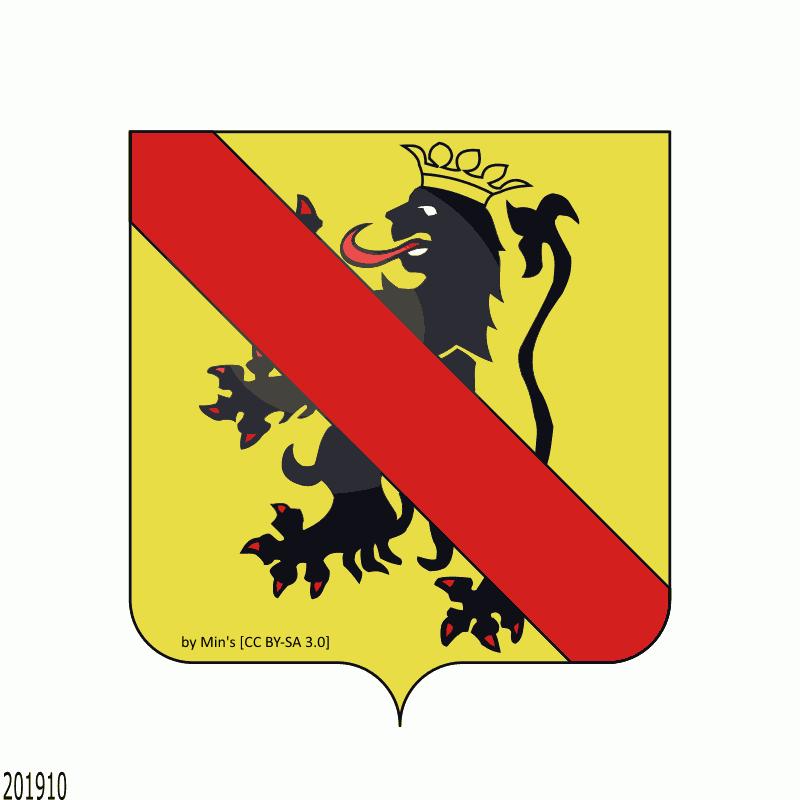 Badge of Namur
