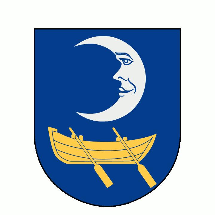Badge of Trosa kommun
