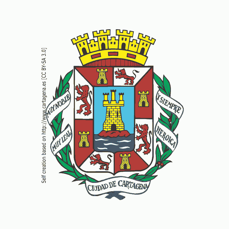 Badge of Cartagena
