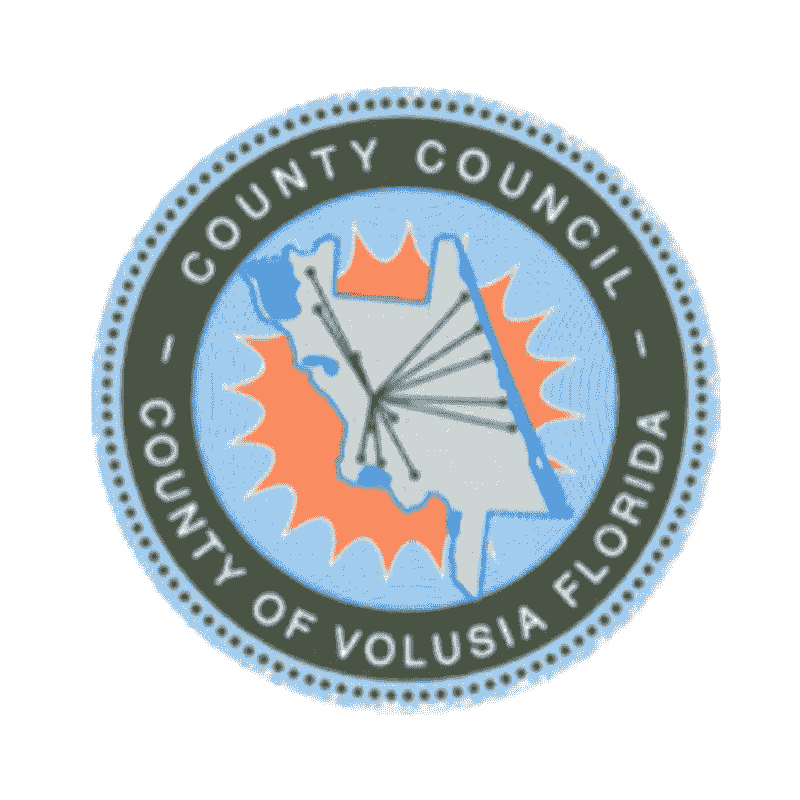 Badge of Volusia County