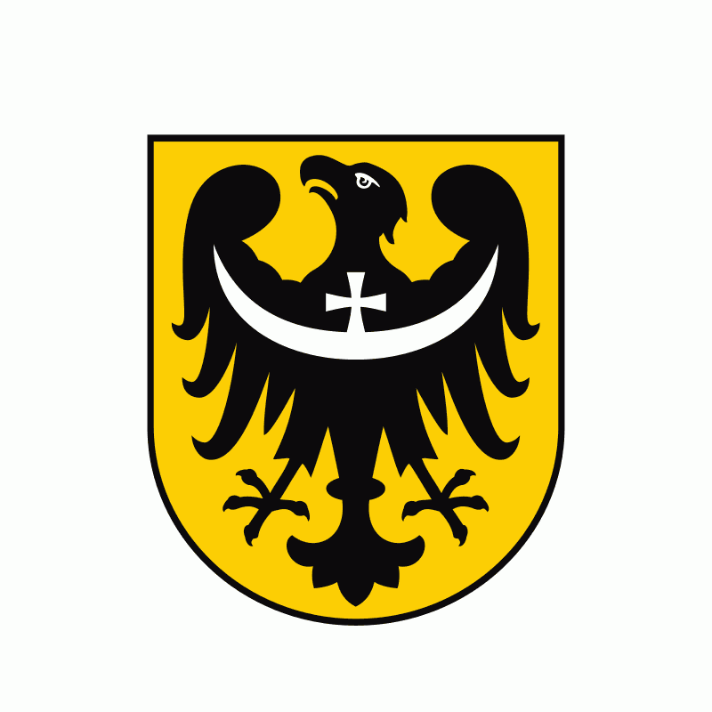 Badge of Lower Silesian Voivodeship