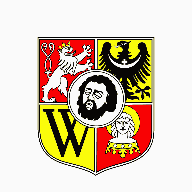 Badge of Wrocław