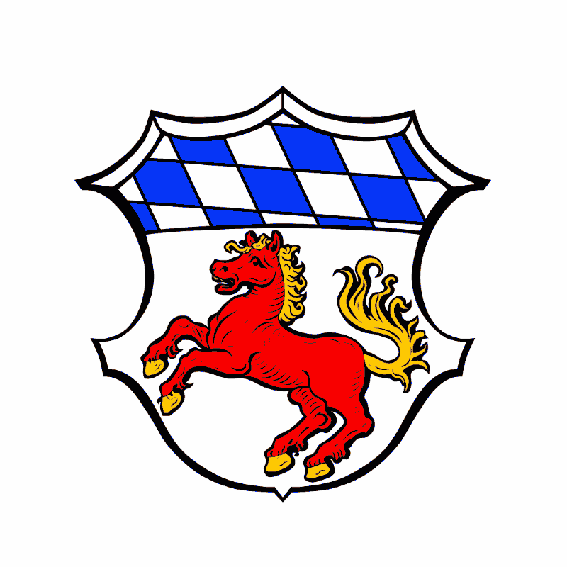 Badge of Landkreis Erding