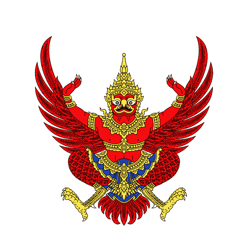 Badge of Thailand