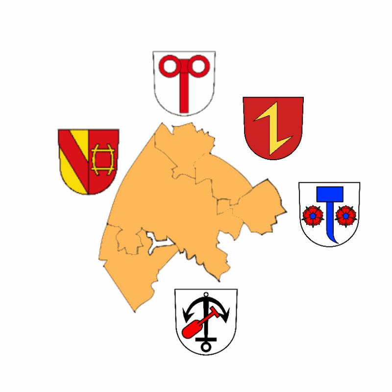 Badge of Vereinbarte Verwaltungsgemeinschaft Rastatt