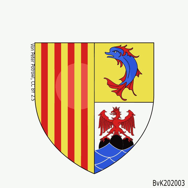Badge of Provence-Alpes-Côte d'Azur