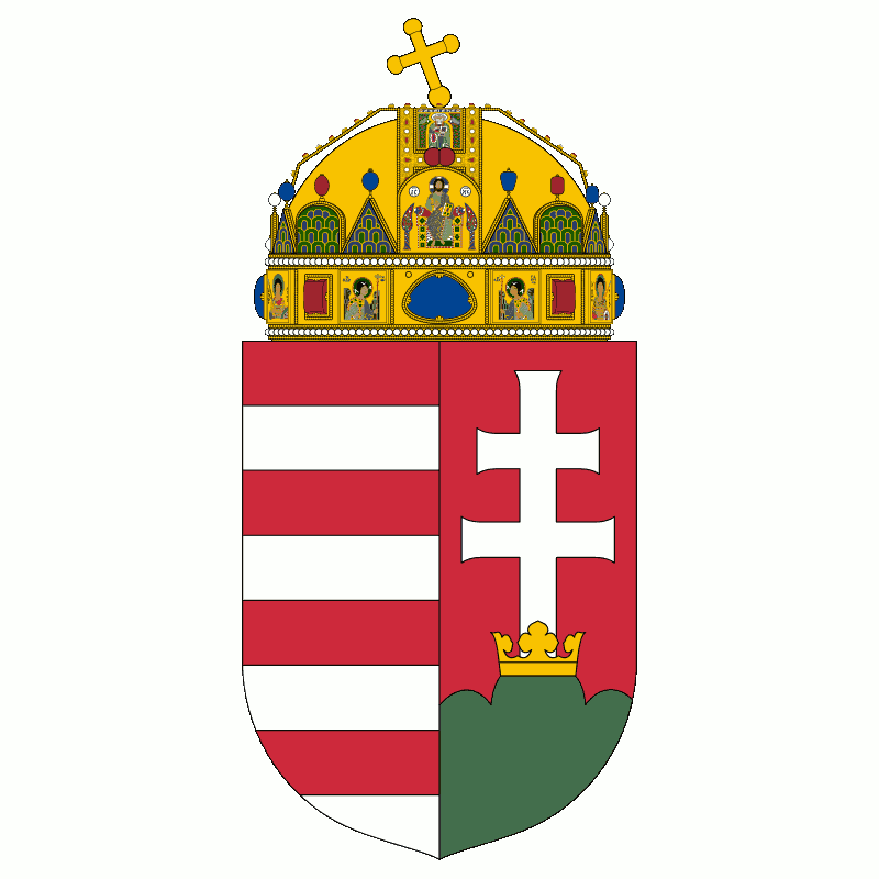 Badge of Hungary