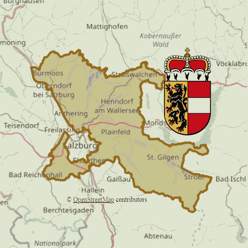 Salzburg-Umgebung