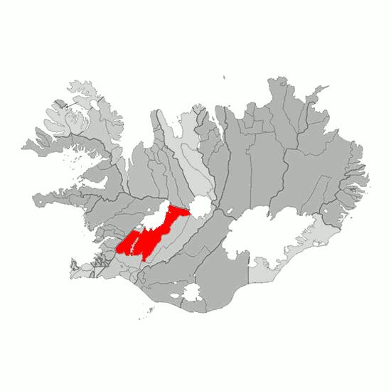 Badge of Bláskógabyggð