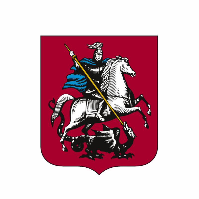 Badge of Moscow