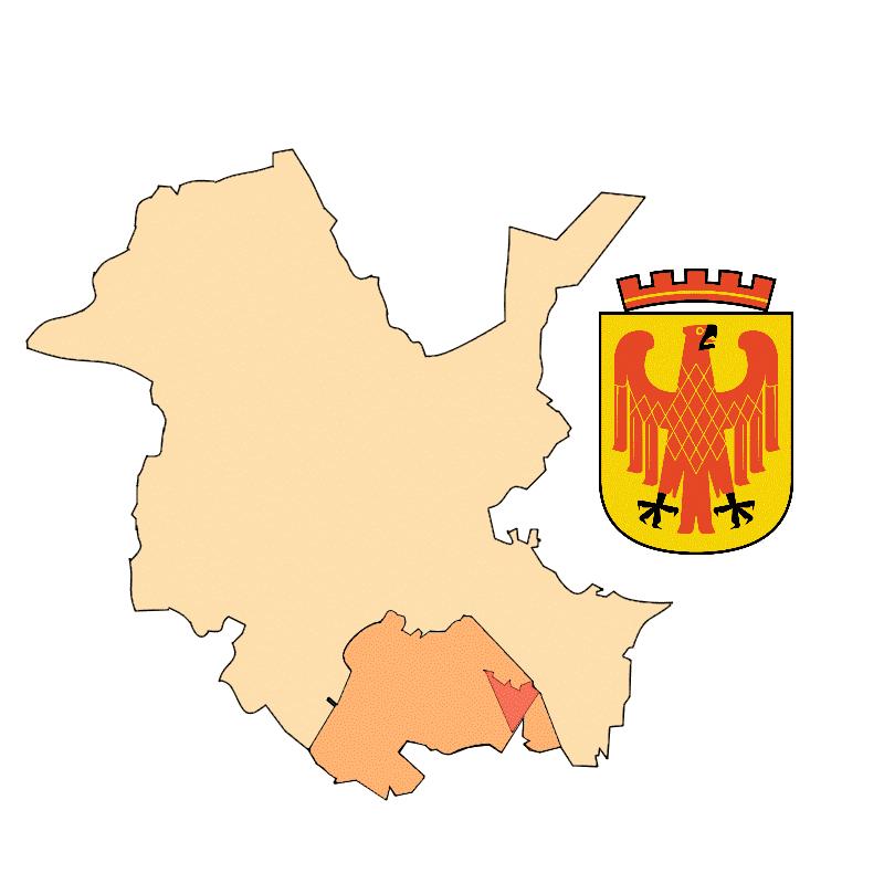 Badge of Waldstadt I