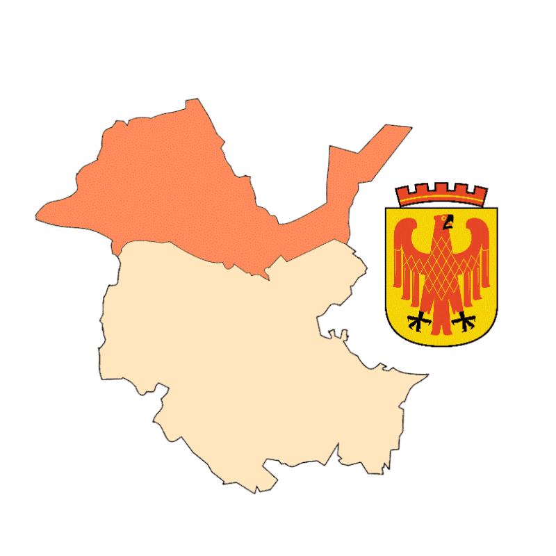 Badge of Nördliche Ortsteile