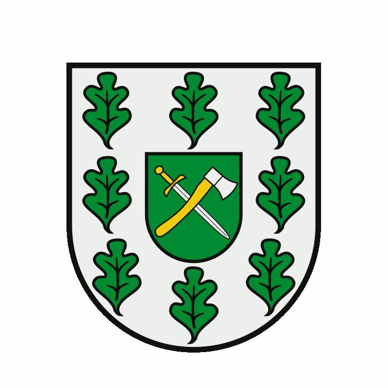 Badge of Samtgemeinde Tostedt