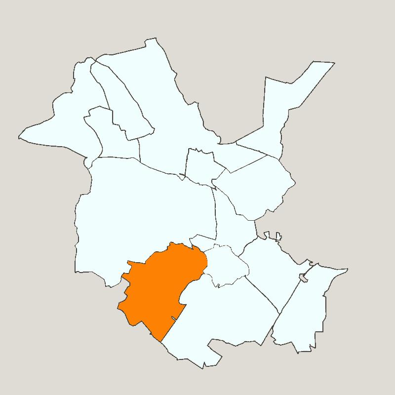 Badge of Westliche Vorstädte