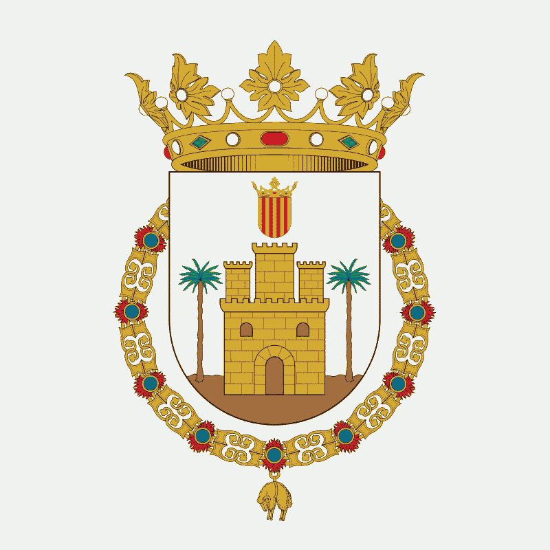 Badge of Monforte del Cid