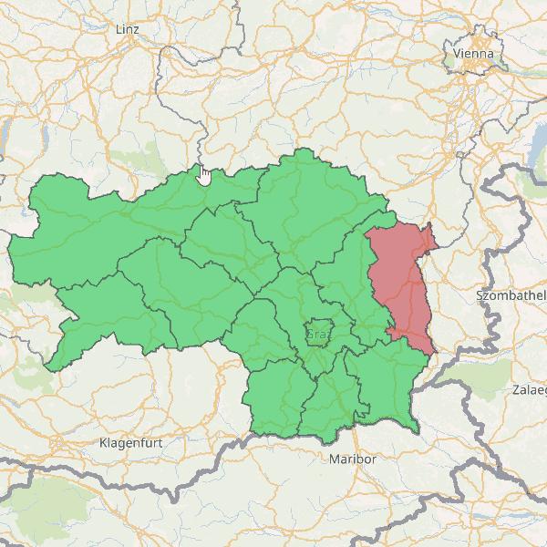 Bezirk Hartberg-Fürstenfeld