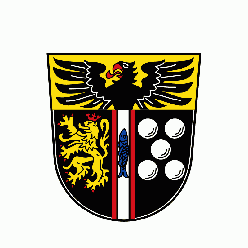 Badge of Landkreis Kaiserslautern
