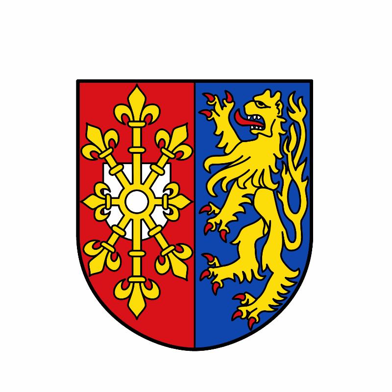 Badge of Kreis Kleve