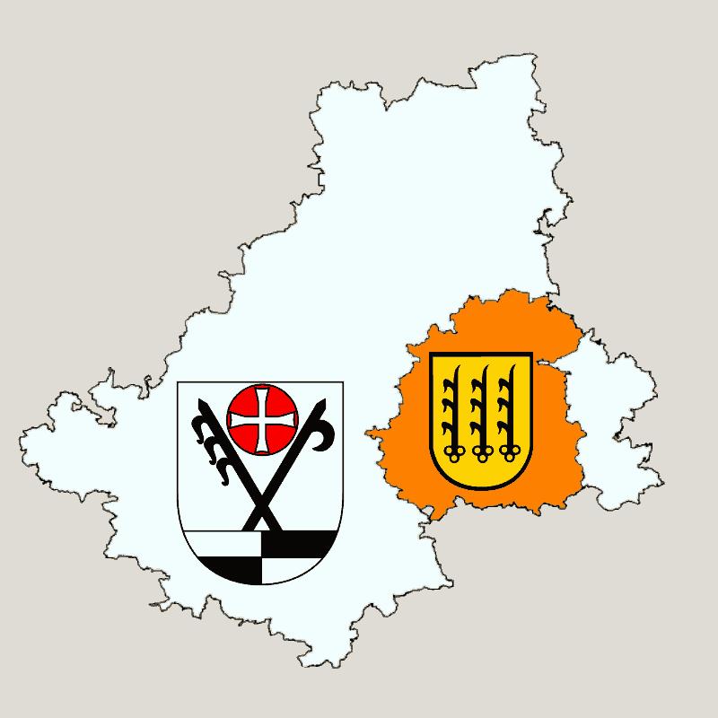 Badge of Verwaltungsverband Crailsheim