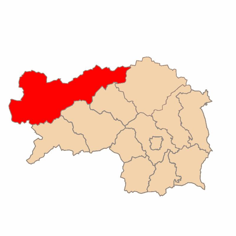 Bezirk Liezen