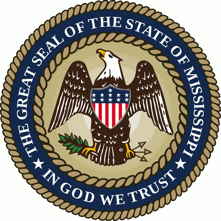 Badge of Mississippi