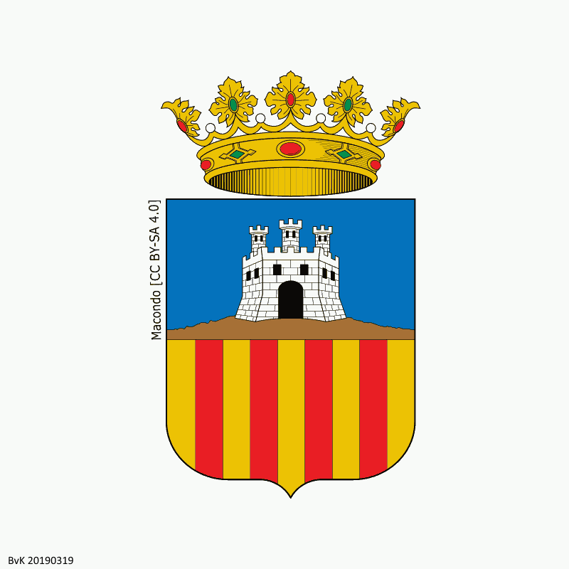 Badge of Castelló / Castellón