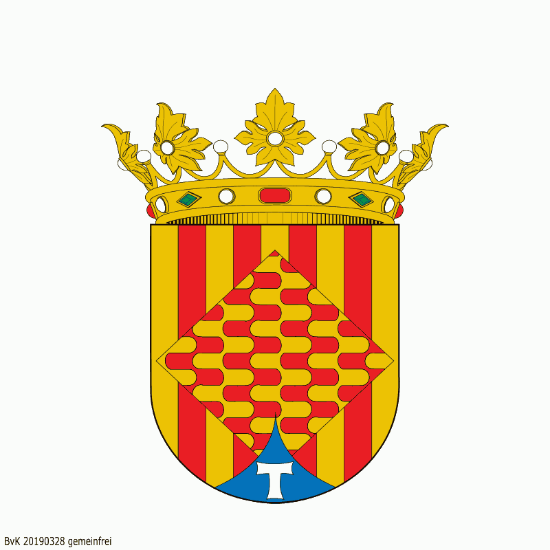 Badge of Province of Tarragona