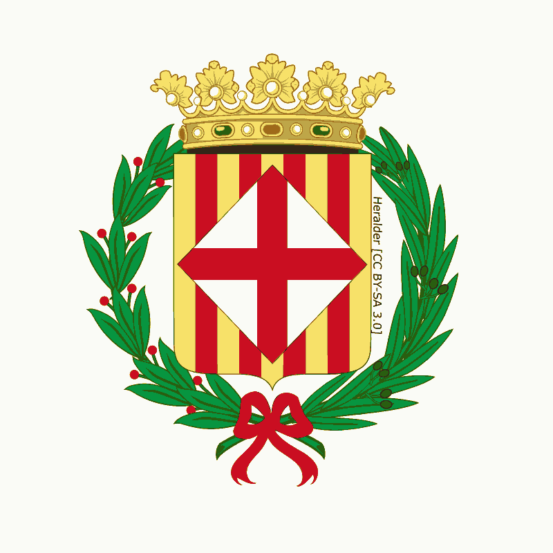 Badge of Province of Barcelona