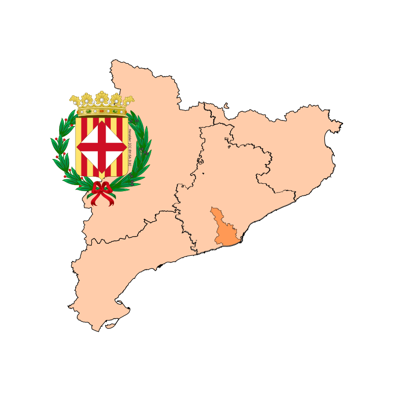 Badge of Baix Llobregat