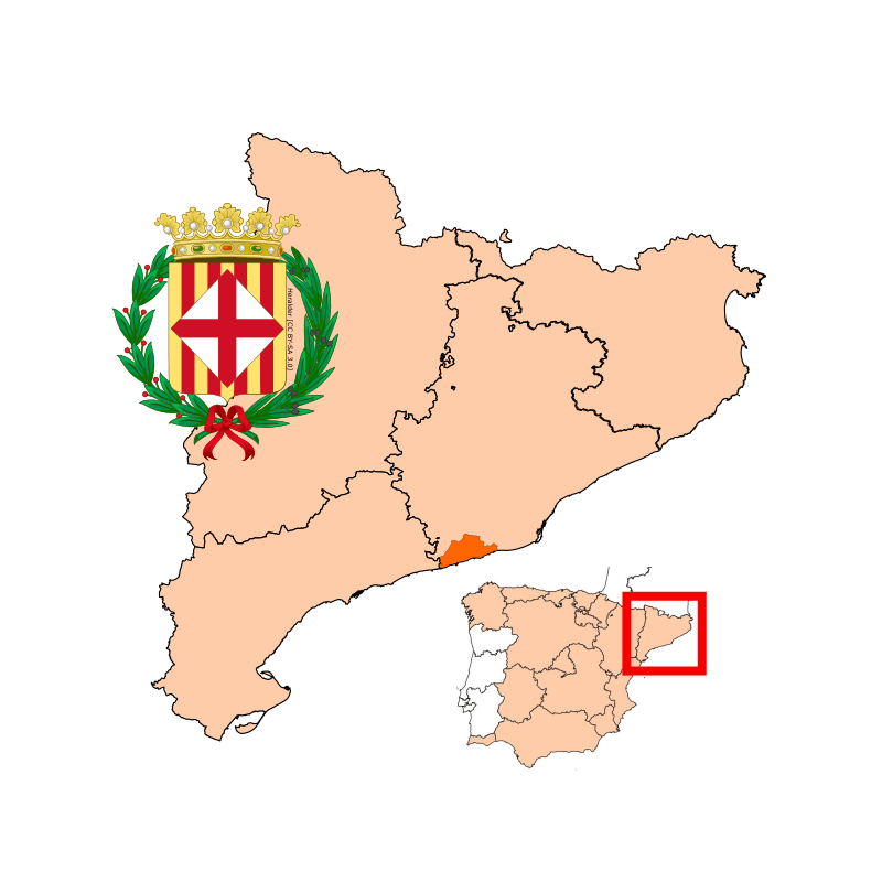 Badge of Garraf