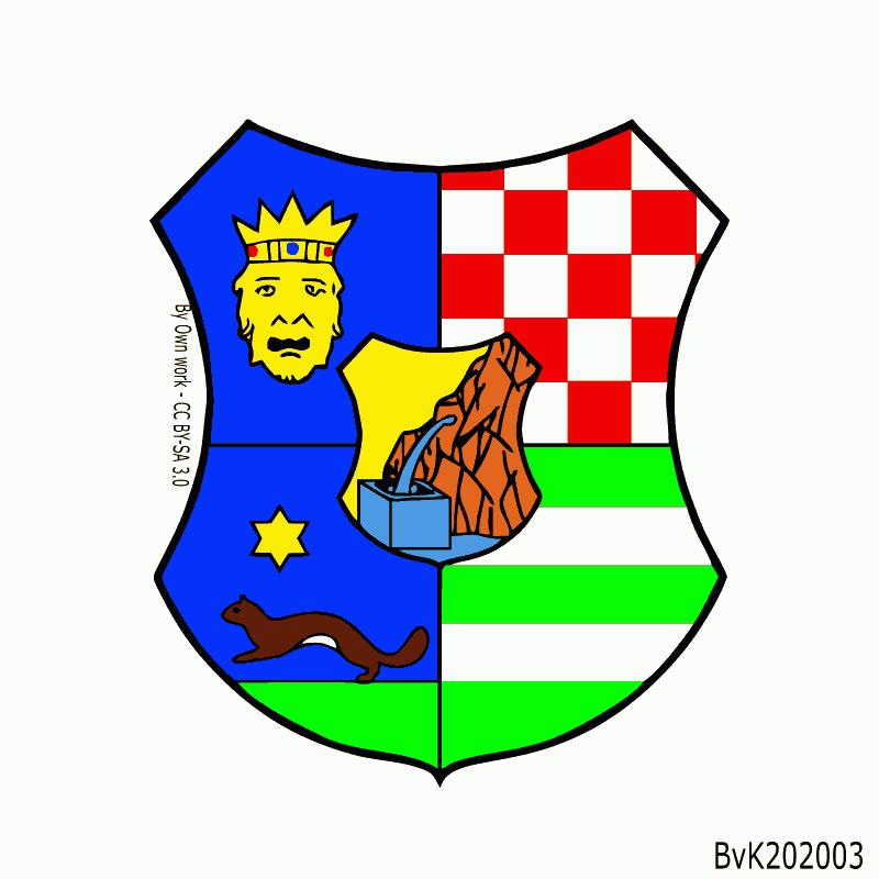 Badge of Zagreb County