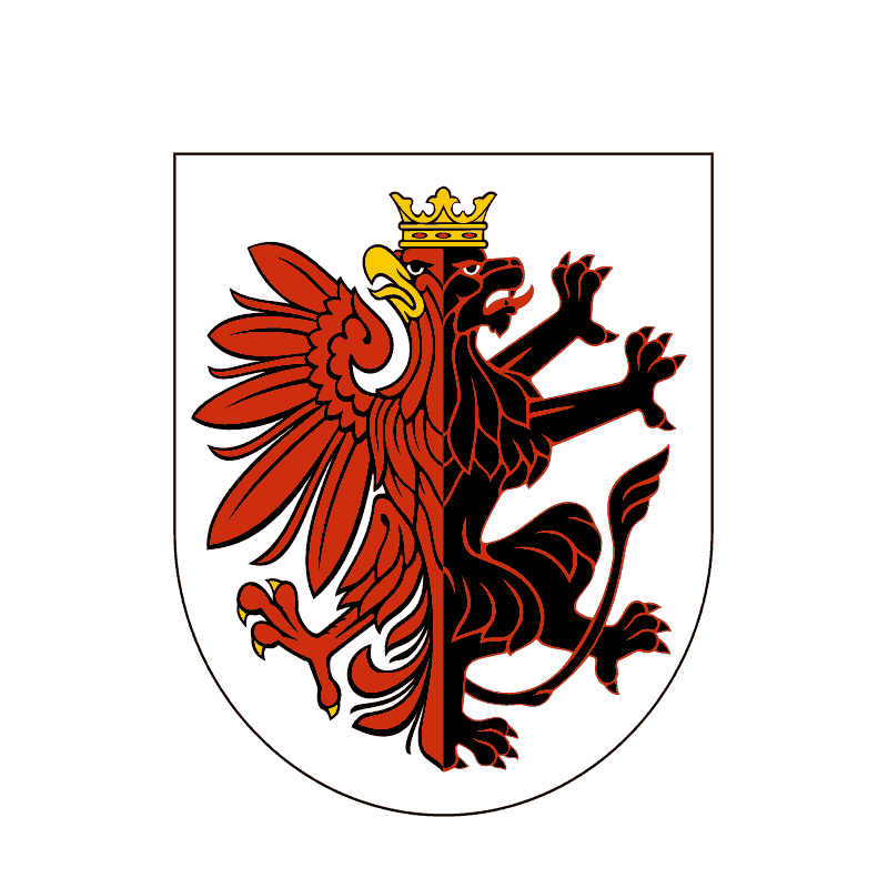 Badge of Kuyavian-Pomeranian Voivodeship