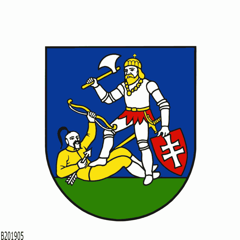 Badge of Region of Nitra