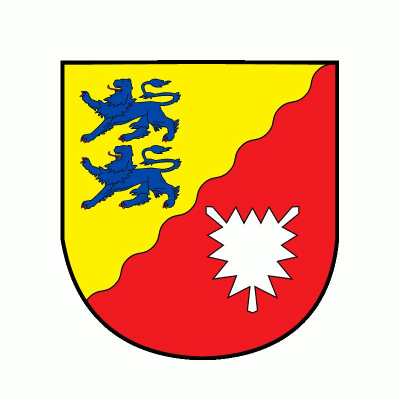 Badge of Kreis Rendsburg-Eckernförde