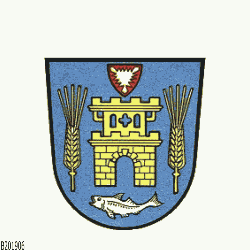 Badge of Oldenburg in Holstein