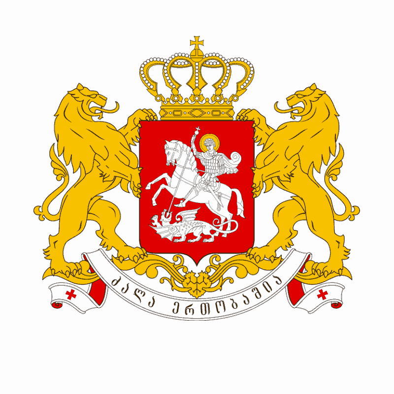 Badge of Georgia
