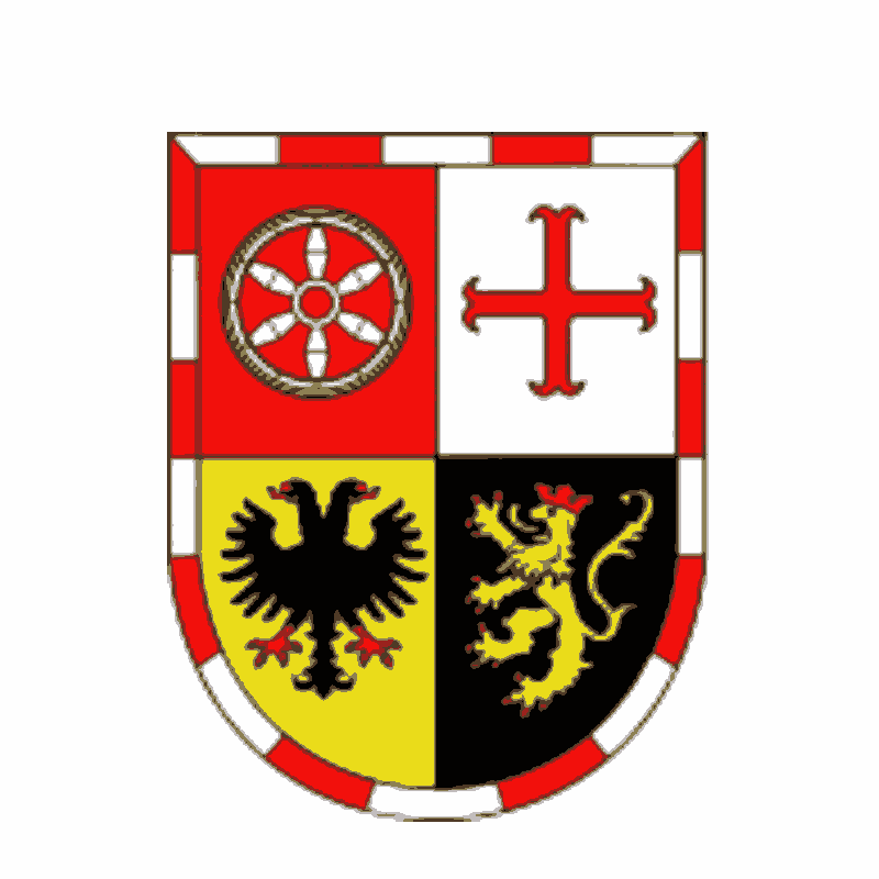 Badge of Verbandsgemeinde Nieder-Olm