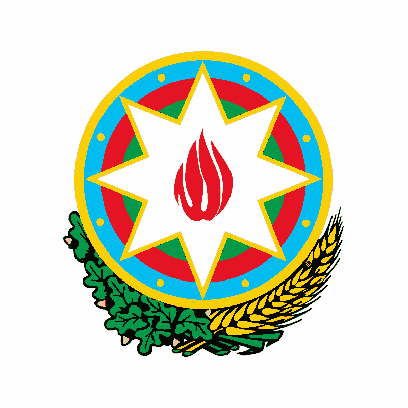 Badge of Azerbaijan