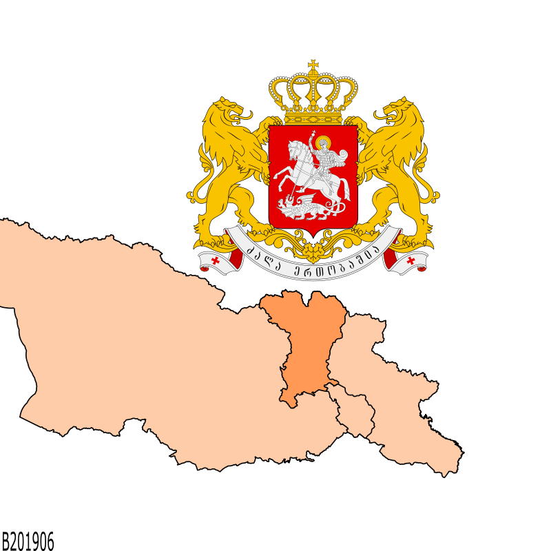 Badge of Mtskheta-Mtianeti