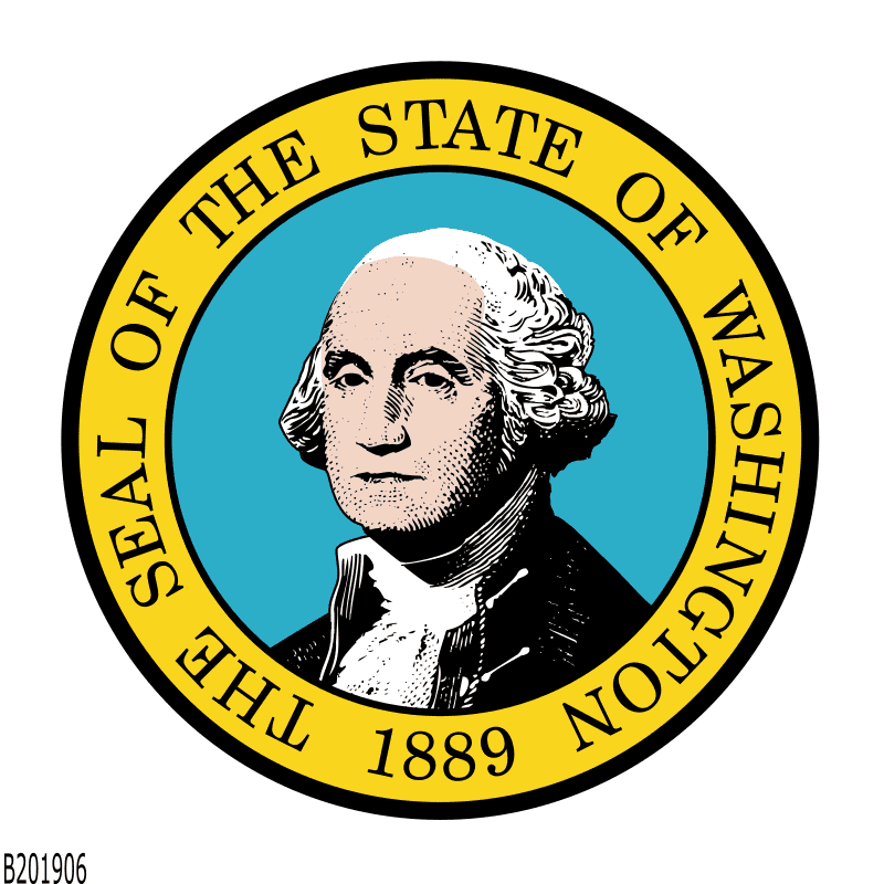 Badge of Washington