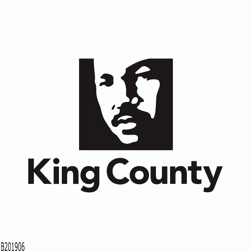 Badge of King County