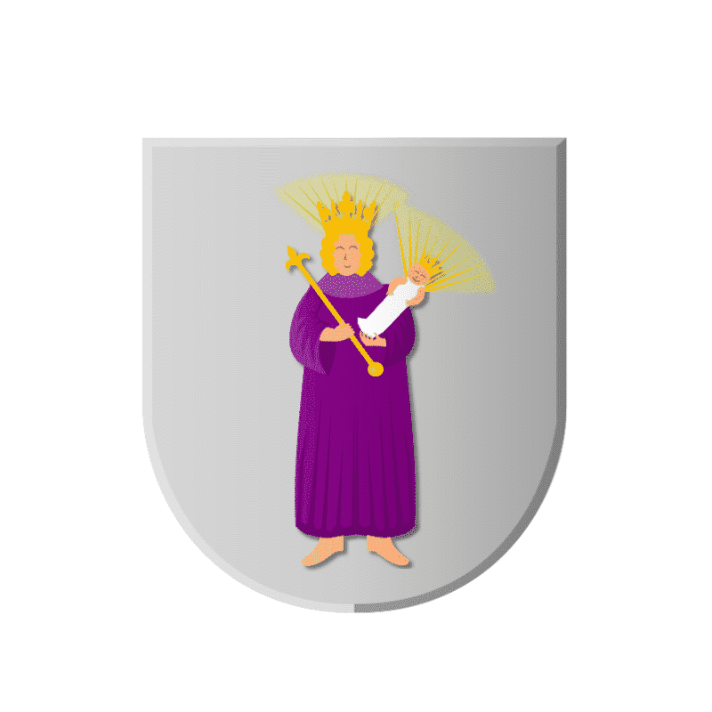 Badge of Vrouwenpolder