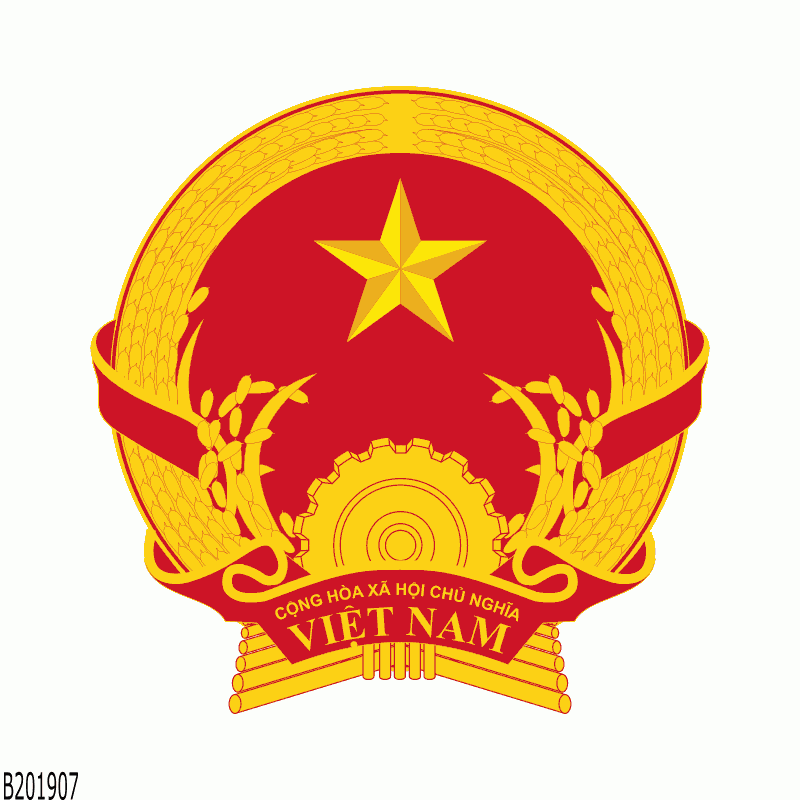 Badge of Vietnam