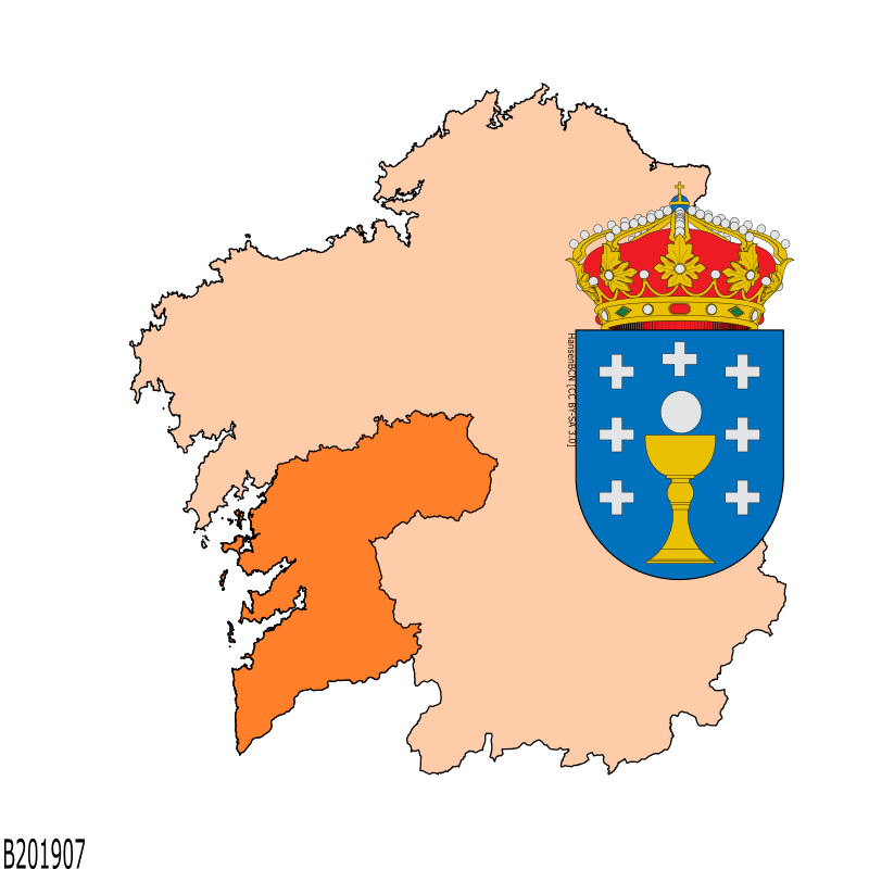 Badge of Pontevedra